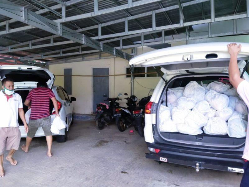 Fraksi PKB Anggota DPRD Provinsi Bengkulu Bagikan 900 Paket Sembako