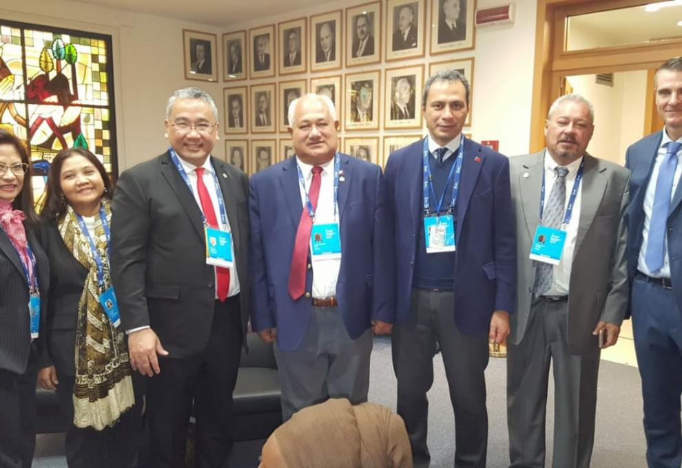Mendes PDTT Hadiri Forum internasional IFAD Governing Council 2019