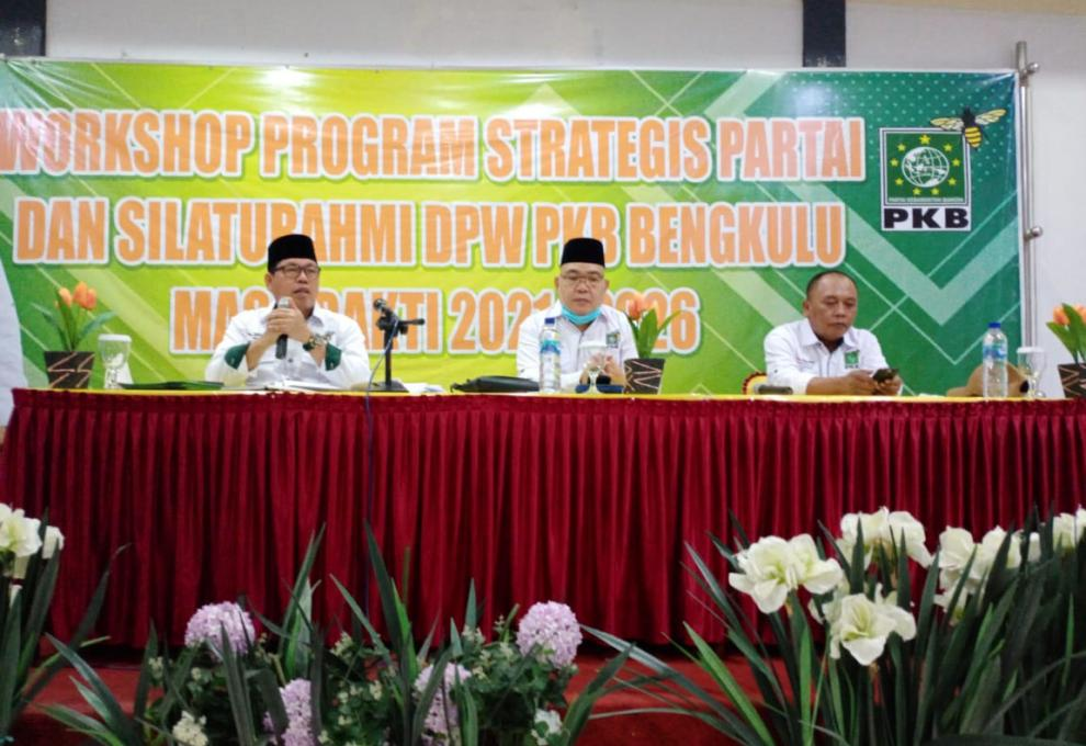 DPW PKB Gelar Workshop Program Strategis Partai